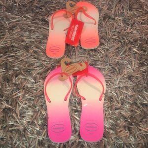 Havaianas flip flops sandals